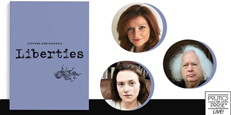 P&P Live! A Discussion on Culture & Politics with Liberties Journal tickets