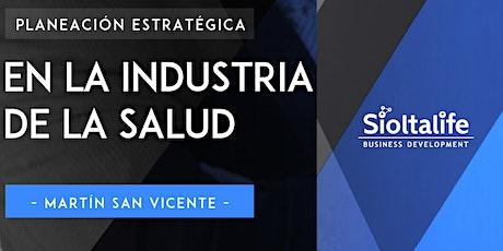 Planeación Estratégica en la Industria de la Salud ingressos