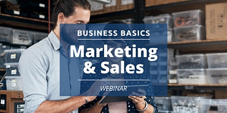 Business  Basics: Marketing & Sales tickets