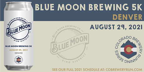 Blue Moon Brewing 5k | Colorado Brewery Running Series tickets