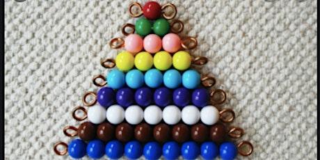 Caedmon School: Montessori@Home For Parents/Mathematics tickets