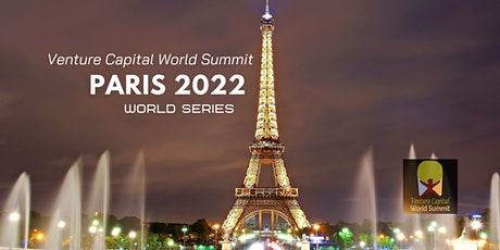 Paris 2022 Q2 Venture Capital World Summit billets