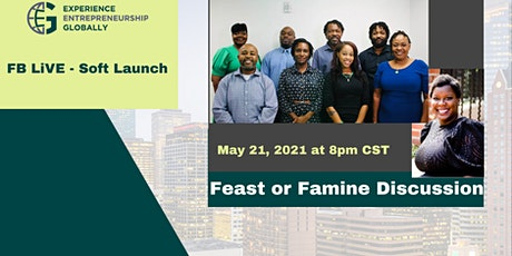 EEG Presents: Feast or Famine Community Discussion tickets