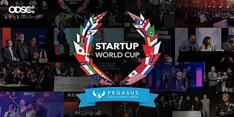Startup World Cup - Regional Chapter | ODSC Europe 2021 tickets