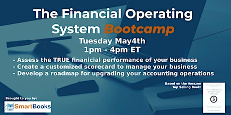 The Financial Operating System Bootcamp tickets