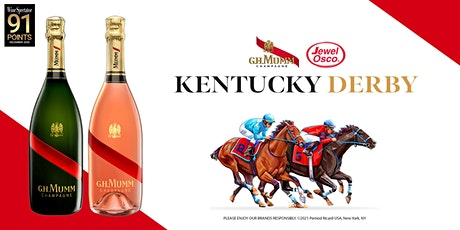 Celebrate the Kentucky Derby with G.H. Mumm Champagne tickets