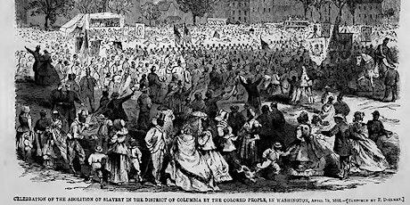 GEORGETOWN  REMEMBERS John Ferguson leading  the Emancipation Parade, 1867 tickets