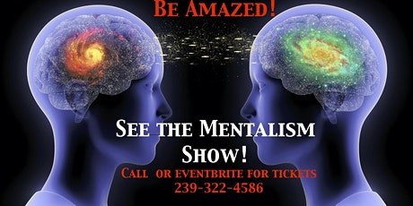 Magic and Mentalism Show tickets