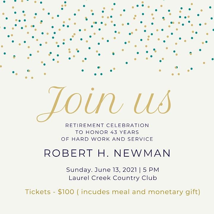 Newman's Retirement Celebration image