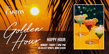 Golden Hour Happy Hour At The Easton tickets