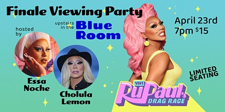 RuPaul's Drag Race Finale Viewing Party *upstairs in the Blue Room* tickets