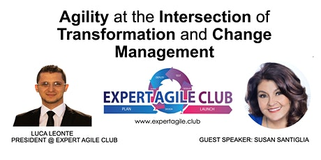 Agility at the Intersection of Transformation and Change Management tickets