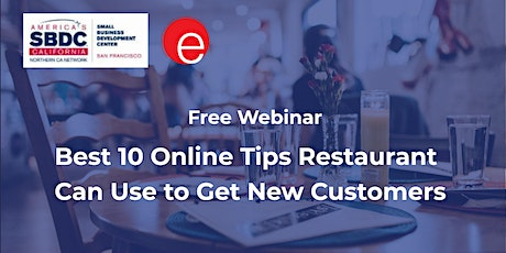 Best 10 Online Tips Restaurants Can Use to Get New Customers tickets