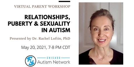Autism Parent Workshop: Relationships, Puberty & Sexuality in Autism tickets