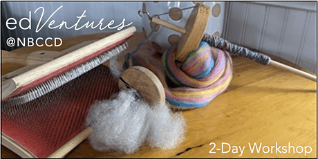 Spinning Yarn on a Drop Spindle - Chloe Conklin tickets