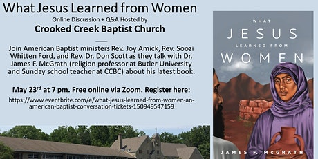 What Jesus Learned from Women: A Conversation tickets