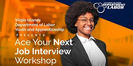 Virgin Islands Department of Labor Interview Workshop tickets