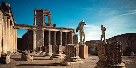 Pompei: la vita prima dell'eruzione (visita online Da Casa) biglietti