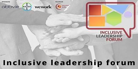 Inclusive Leadership Forum 2021 tickets