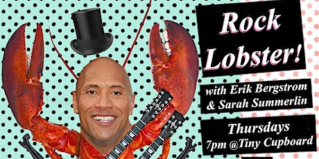 Rock Lobster! (Rooftop Comedy Show) tickets
