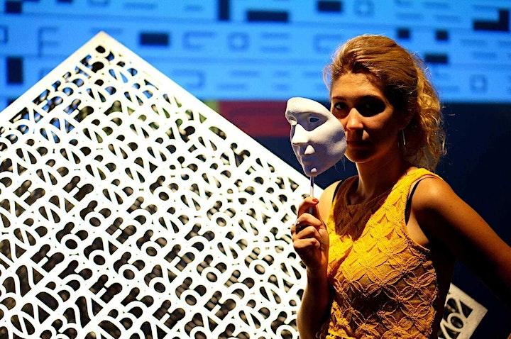 Digital Art for Singularity: Coding the Essence of Humanity - A. Zelinskie image