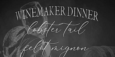Engelmann Cellars Winemaker Dinner tickets