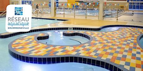 10m - Aqua complexe | Piscines libres | 17 au 23 avril 2021 billets