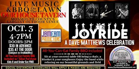 JOYRIDE: A Dave Matthews Celebration @ OUR HOUSE TAVERN tickets
