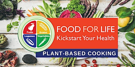 Easy Plant-Based Cooking: The Power of Your Plate tickets