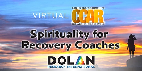 Virtual CCAR Spirituality for Recovery Coaches tickets