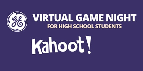 GE Game Night for High School Students tickets