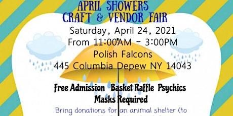 April Showers  Craft & Vendor Fair tickets