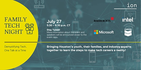 Family Tech Night | July Tickets