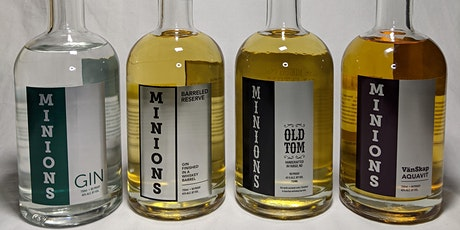 Minions Gin Workshop tickets