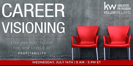 Career Visioning - Virtual!  Hosted by Michele McBride & John Clidy! tickets