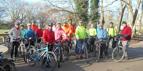 Midweek ride to Lyne tickets