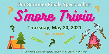 S'more Trivia - Zoom Trivia Night! Our Summer Finale Spectacular! tickets