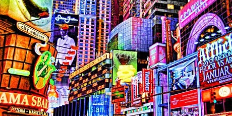 The Amazing Times Square Scavenger Hunt tickets