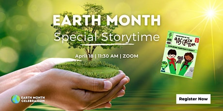 Earth Month Storytime: Adventures of the 905 Green Team tickets