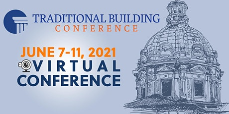 Traditional Building Virtual Conference tickets