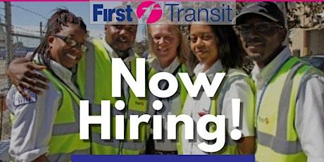 ULP Employer Spotlight: First Transit Hiring Event tickets