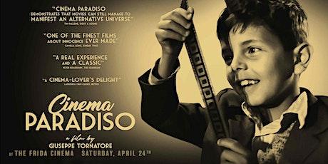 CINEMA PARADISO tickets