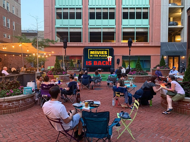 Movies in the Plaza image