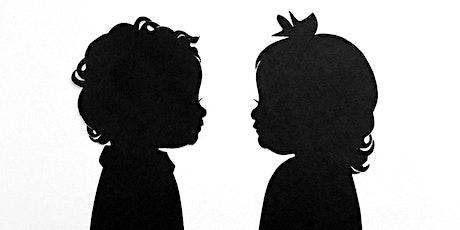 The Woman's Exchange - Host Silhouette Artist Erik Johnson -$30 Silhouettes tickets