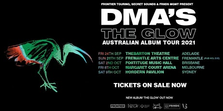 DMA'S at Margaret Court Arena tickets