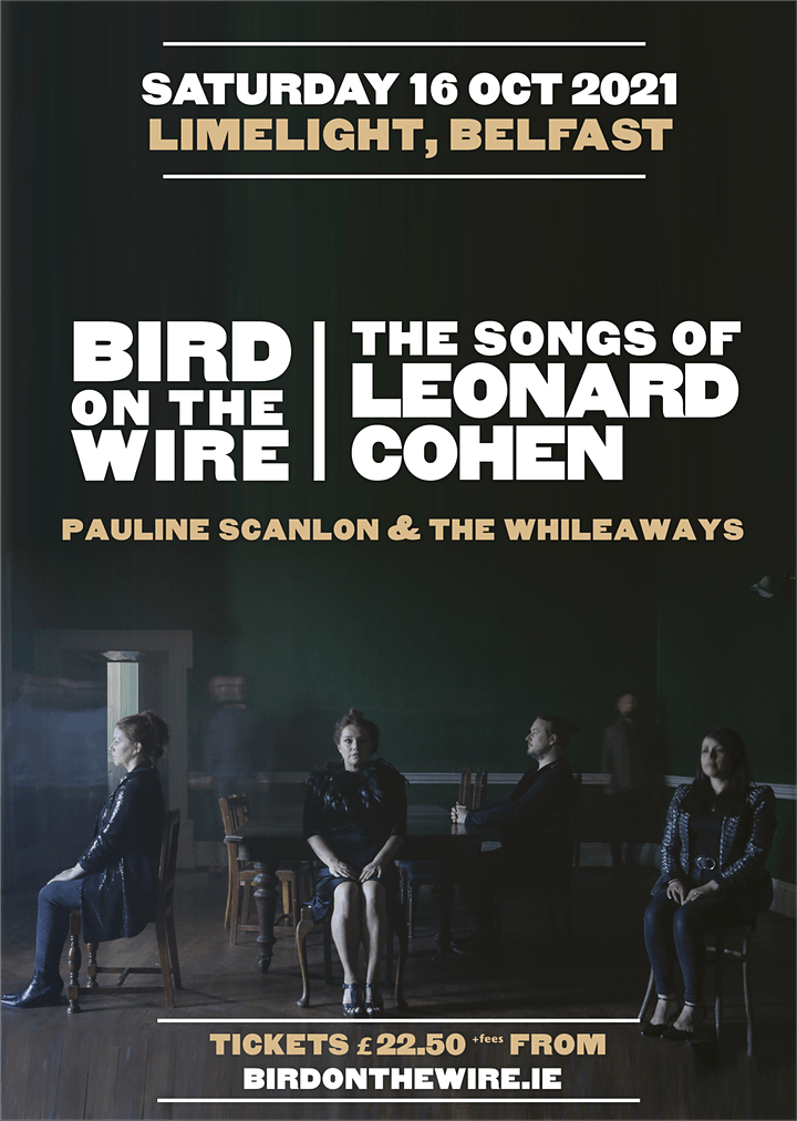 Bird on the Wire : The Songs of Leonard Cohen image