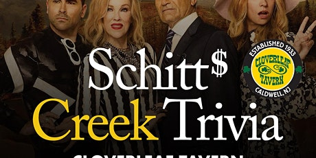 Schitt's Creek Trivia tickets