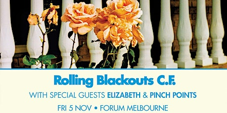 Rolling Blackouts Coastal Fever tickets