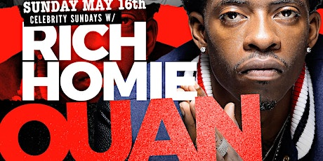 RICH HOMIE QUAN PERFORMING LIVE  IN CHARLOTTE @ 321 LOUNGE tickets