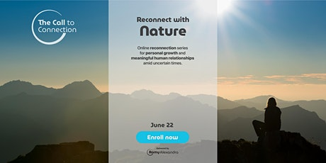 The Reconnection Series: Reconnect with Nature tickets